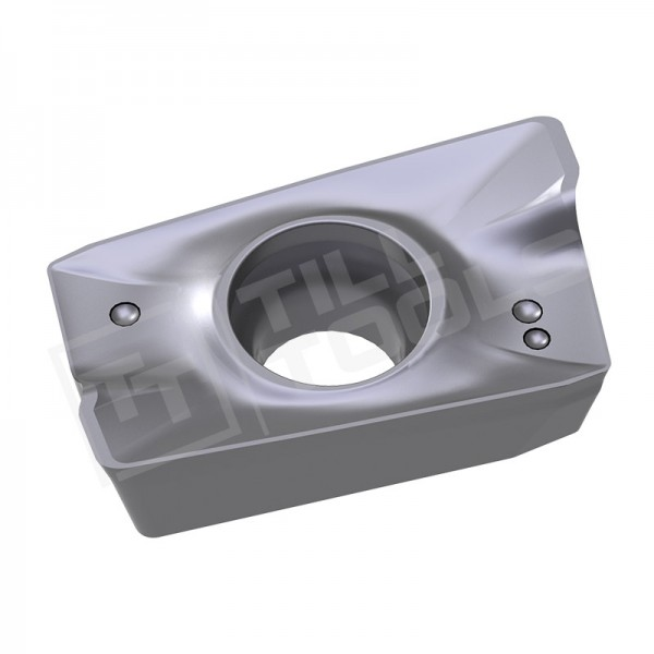 APMT1135PDER, APMT1604PDER Wendeschneidplatten für Stahl und Edelstahl