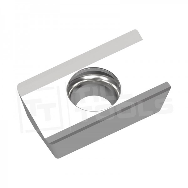 APKT1604-AL Wendeschneidplatten Aluminium