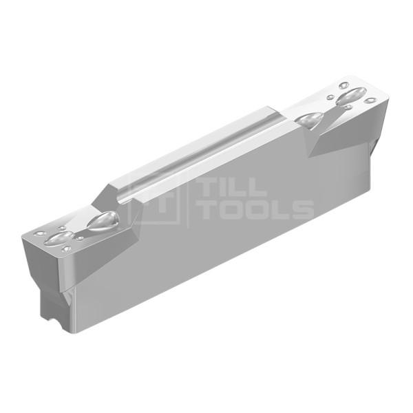 MGMN Einstehen und Abstechen Wendeschneidplatten Aluminium