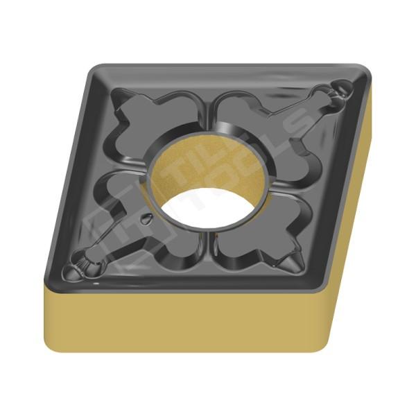 CNMG120404/08/12, CNMG160608/12 CNMG190608/12/16 Wendeschneidplatten für Stahl,