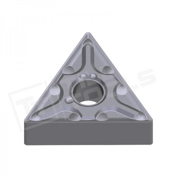 TNMG160404/08/12 für Edelstahl und Stahl