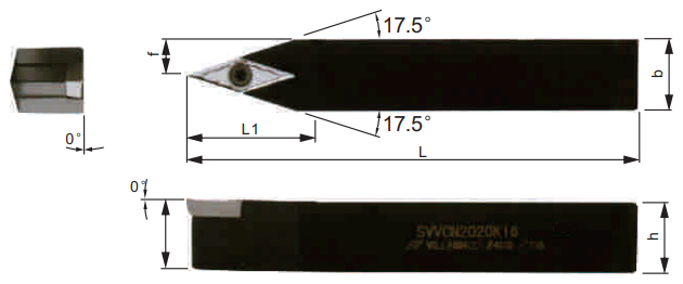 SVVBN-Klemmhalter-Abmessungen