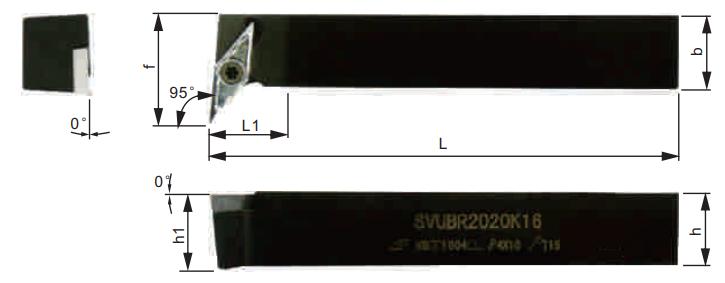 SVUCR-Klemmhalter-Abmessungen