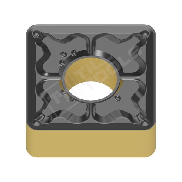 SNMG120408, SNMG120412 Wendeschneidplatten für Stahl